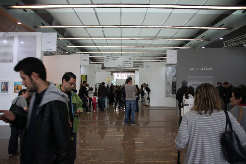 ArtInternational Istanbul 成績不俗,畫廊家相當滿意