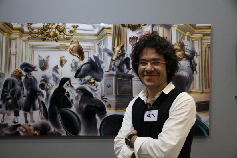 土耳其藝術家 Ansen
