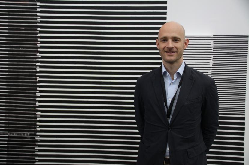 馬凌表示明年一定會繼續參加 ArtInternational Istanbul